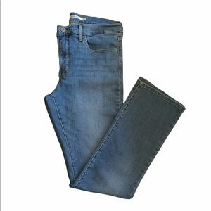 Levi's 515 shaping bootcut jeans medium wash 31